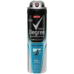 Degree Men MotionSense Antiperspirant Dry Spray